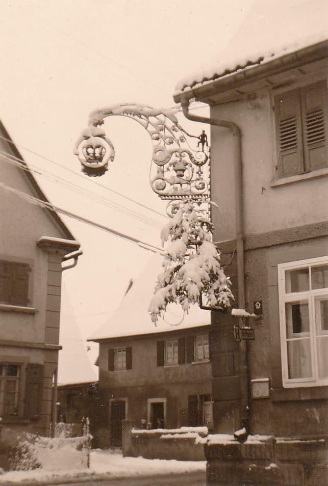 Brauerei & Gaststätte zur Krone